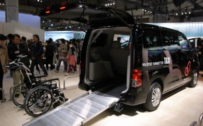 Wheelchair Accessible Airport Taxis