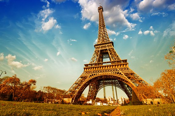 Spend a Little Time Exploring the City of Paris